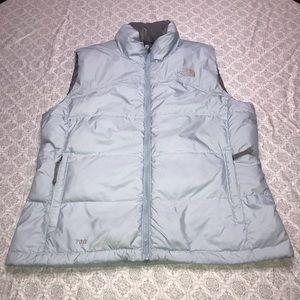 The North Face Women's 700 Blue Vest Size L